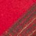 Rojo/Escocés Tela Doble